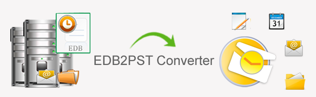 Convert EDB to PST with Advance Exchange EDB Converter