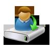 backup in computer hard drive