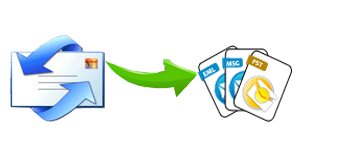 Export dbx file into multiple formats